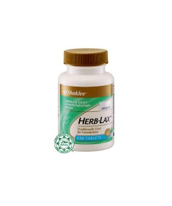 herbalax shaklee