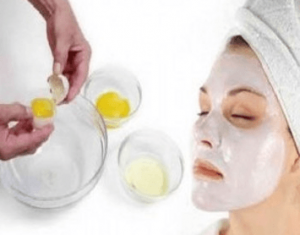 tips kecantikan menghilangkan jerawat putih telur