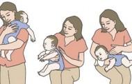 Cara Elakkan Bayi dari Tersedak Susu