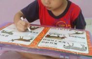 Anak 2 Tahun Dah Mampu Menulis