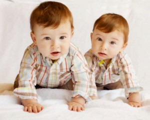kembar lelaki perempuan