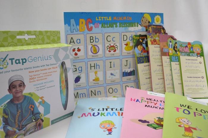 tap genius bantu anak membaca al quran
