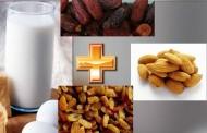 Milk booster semulajadi