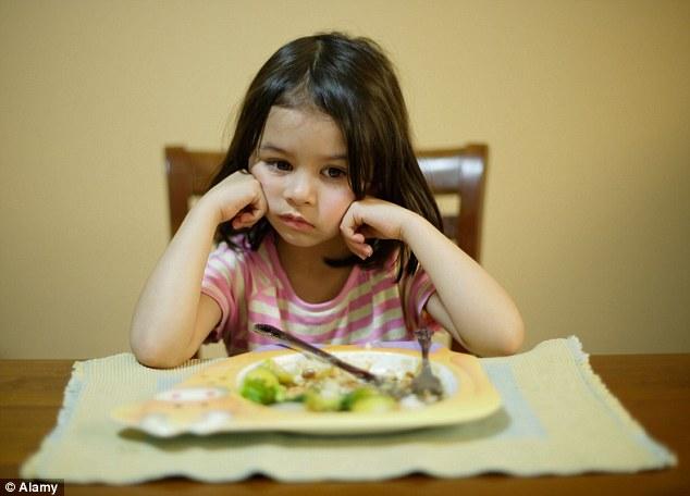 cara bagi anak makan dengan mudah