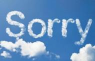 Bagaimana meminta maaf pada anak