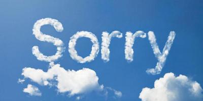 ajar anak minta maaf