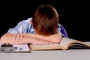 jika anak sukar membaca