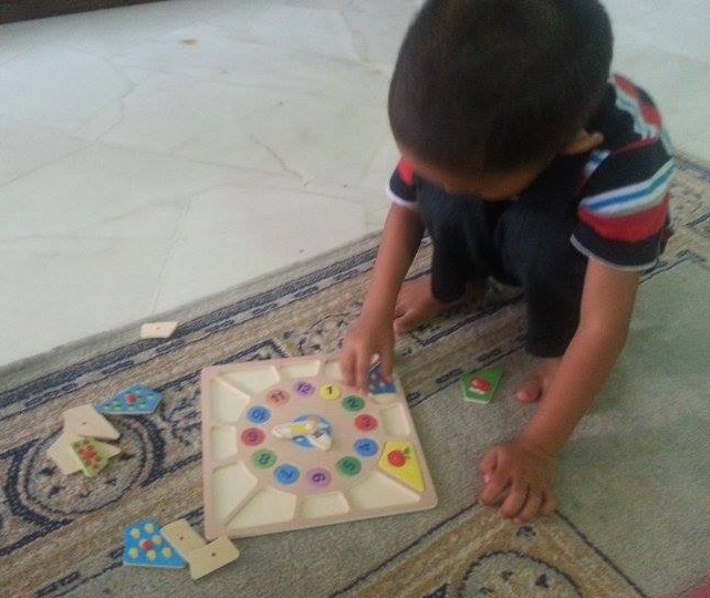 puzzle asah skil berfikir anak