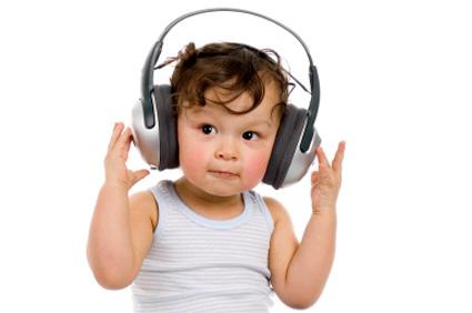 anak suka muzik