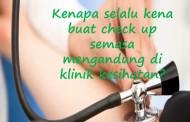 Disebalik check up di klinik semasa hamil yang patut anda tahu