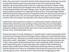 Jadikan keluarga anda, keluarga islam