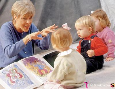 membaca-bersama-bayi