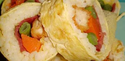 nasi-gulung-telur