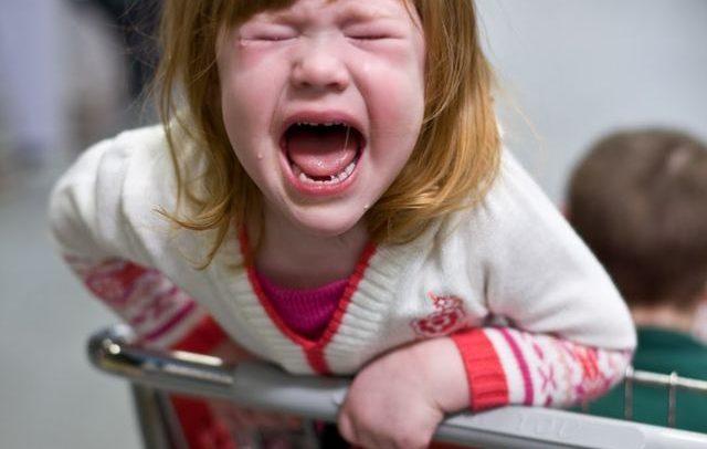 Punca Anak Mengamuk (tantrum)