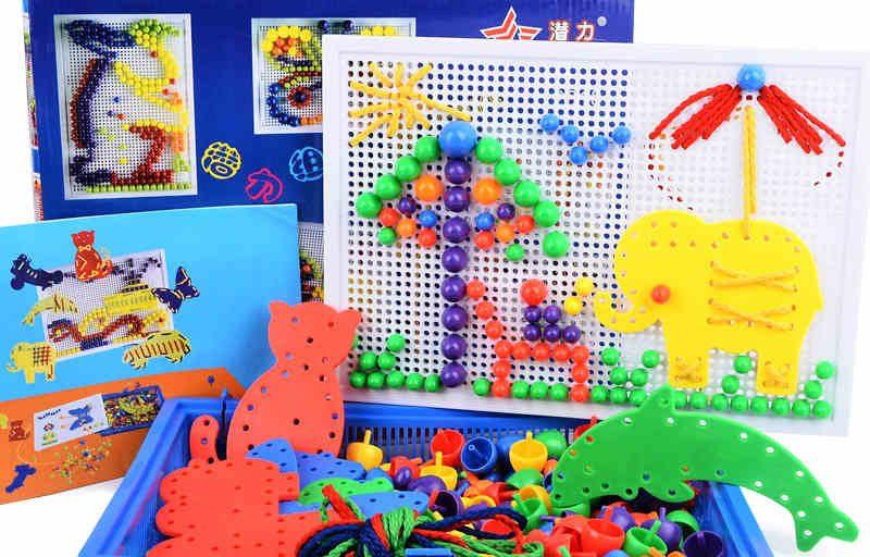 Tip Pemilihan Mainan Untuk Anak Speech Delay