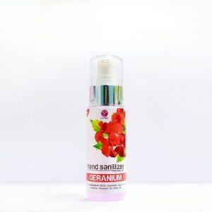 Geranium Hand Sanitizer