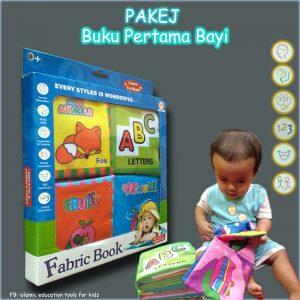 Softbook Buku Pertama Bayi