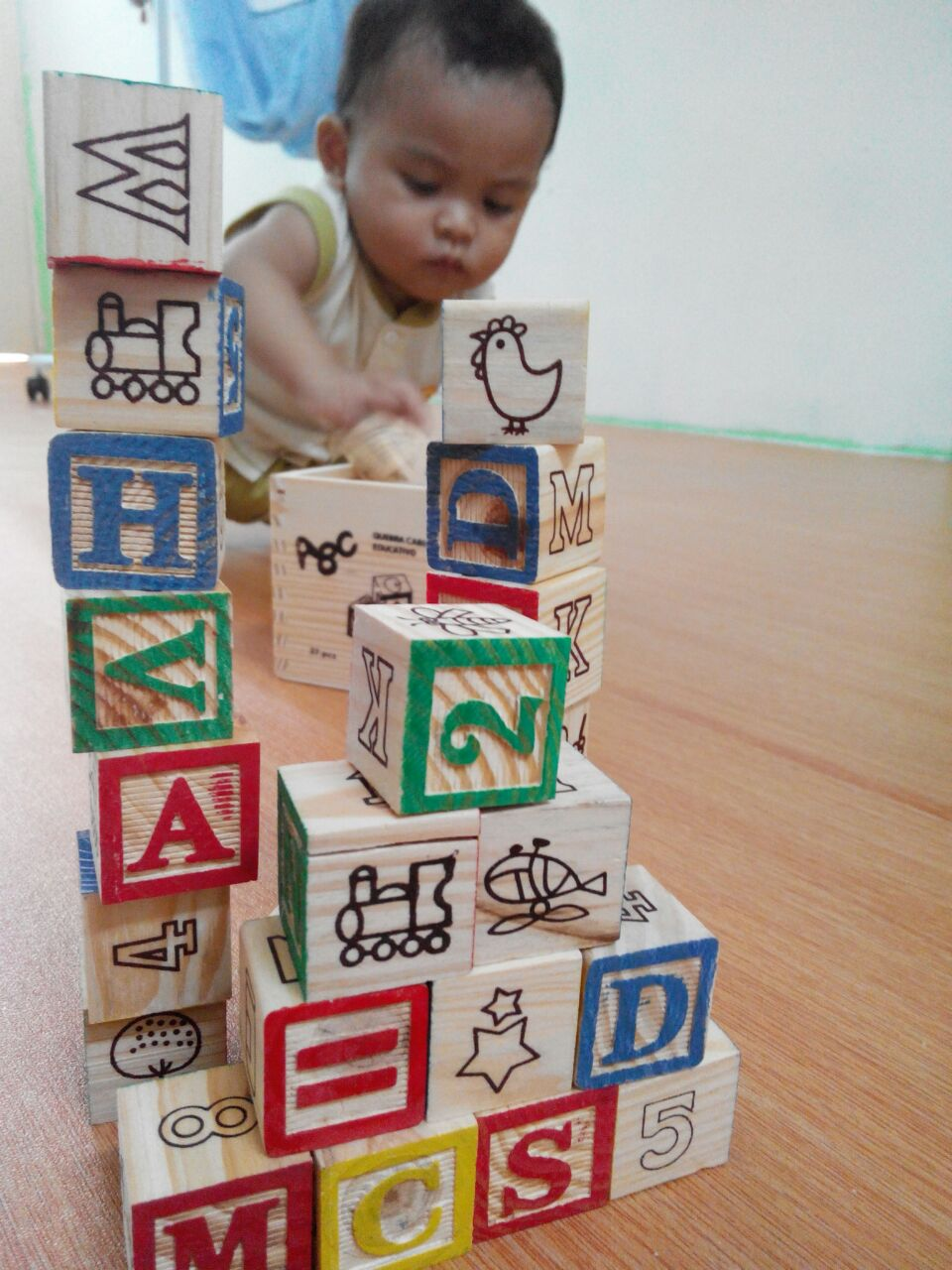mainan berpelajaran untuk anak 1 tahun